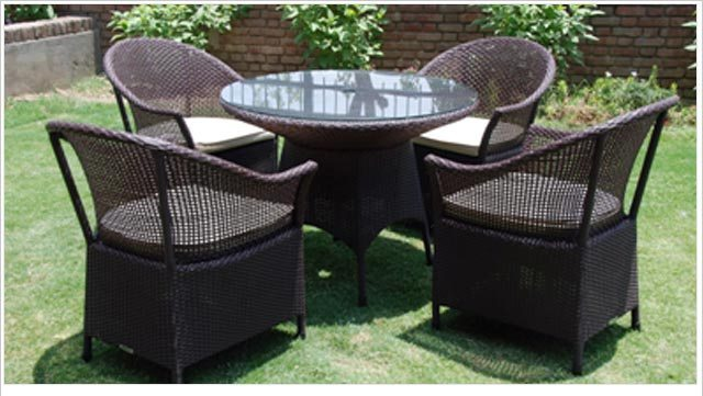 wicker sydney set 4+1