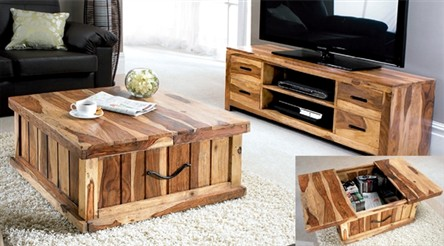 WOODEN INDOOR FURNITURE