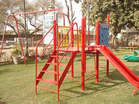 small play equipment
