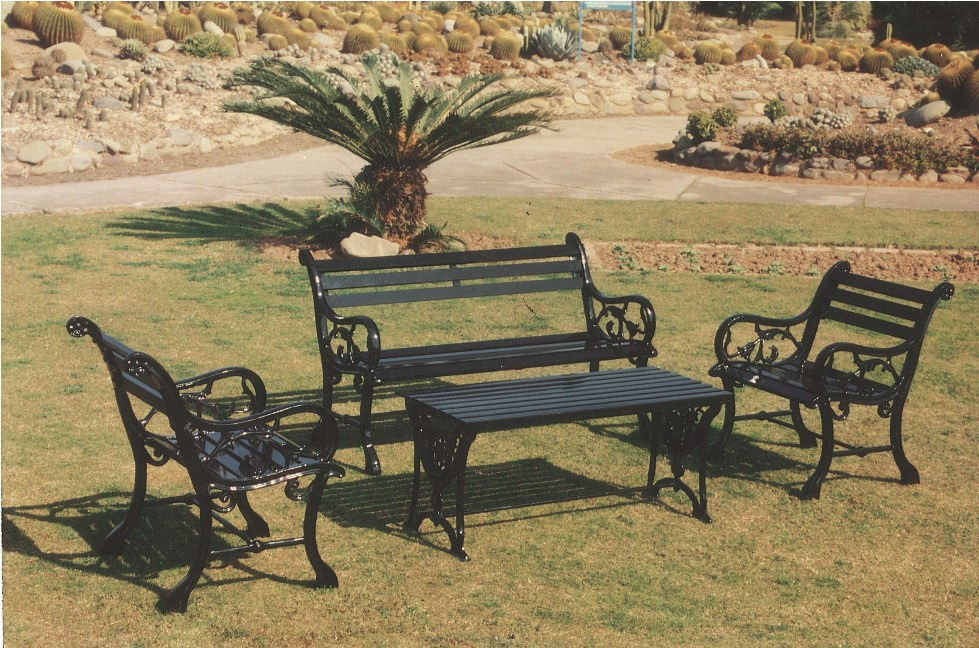PJ Bench Set