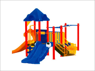 Playground-Multi-Equipment