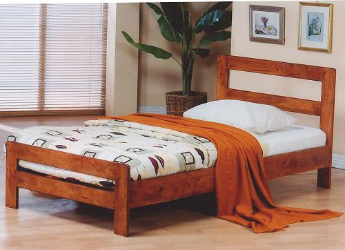 WOODEN BED sb-32