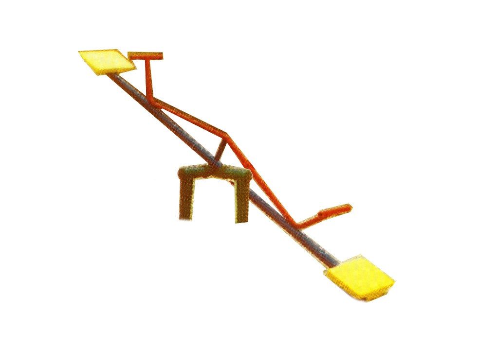 see-saw regular for parks