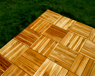water proof wooden tiles