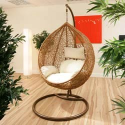 egg shape cool swing