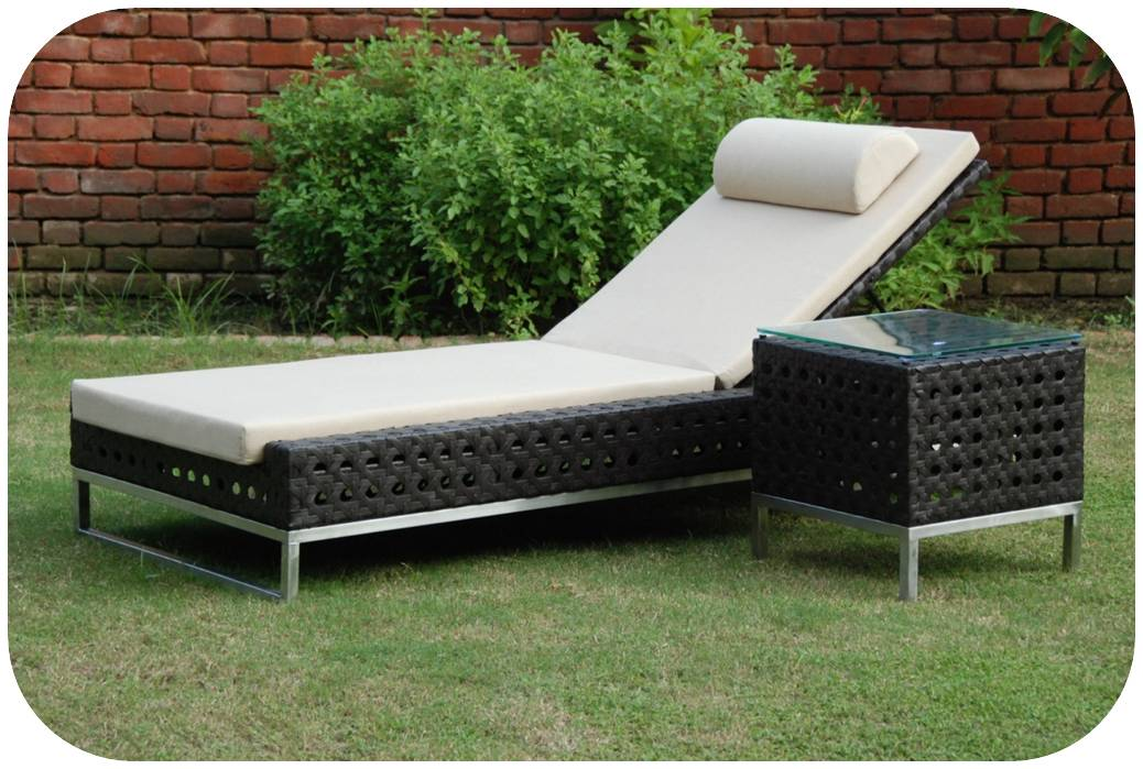 outdoor lounger hanburg