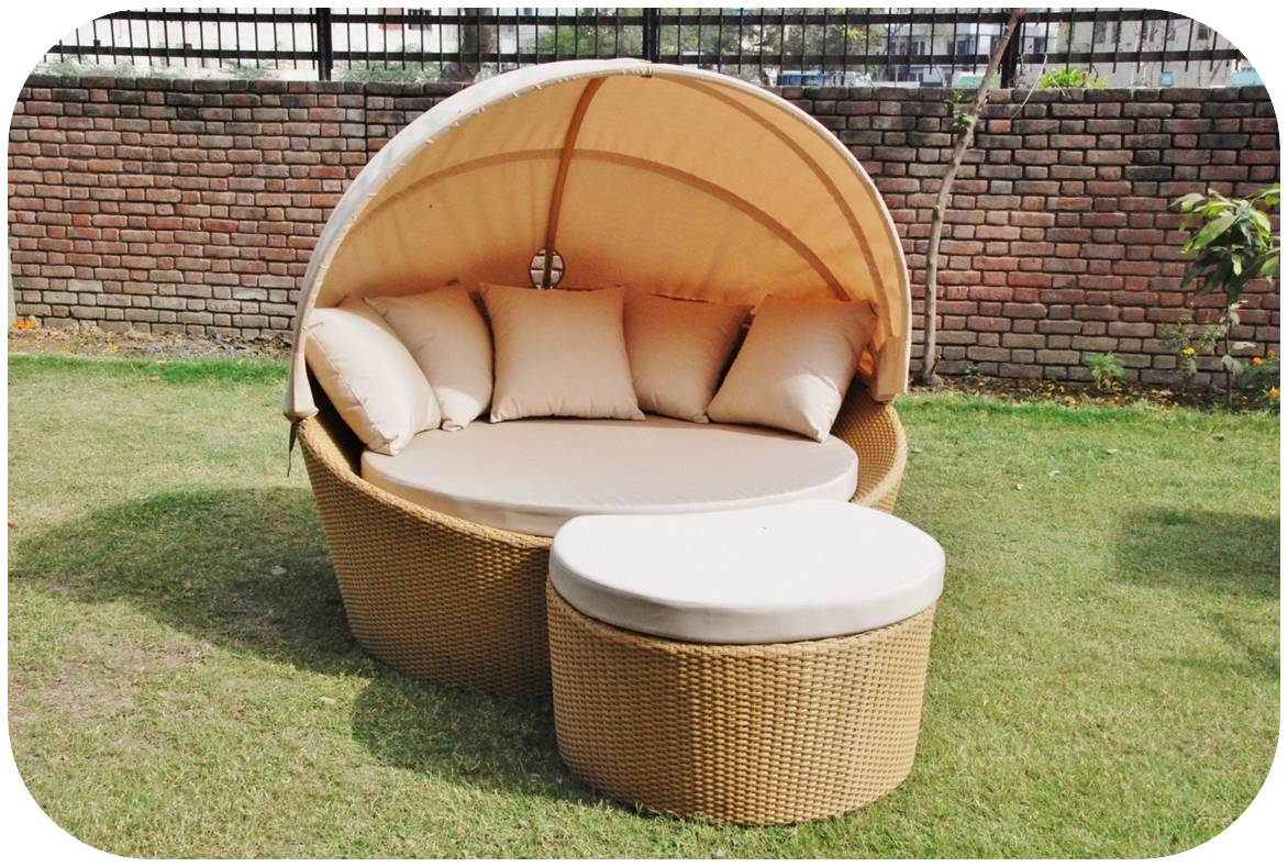orbit outdoor loungers