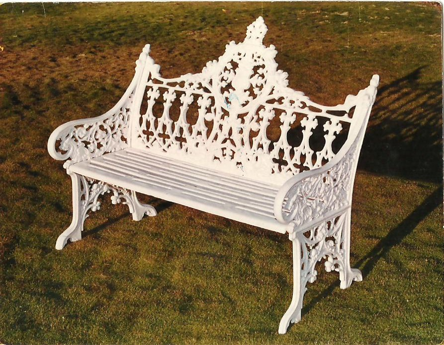 ornamental big sofa