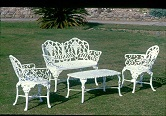 Ornamental Sofa Set